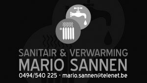 Mario Sannen hoofdsponsor KFCV Alberta