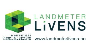 Landmeter Livens sponsor KFCV Alberta