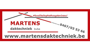 Martens daktechniek sponsor KFCV Alberta